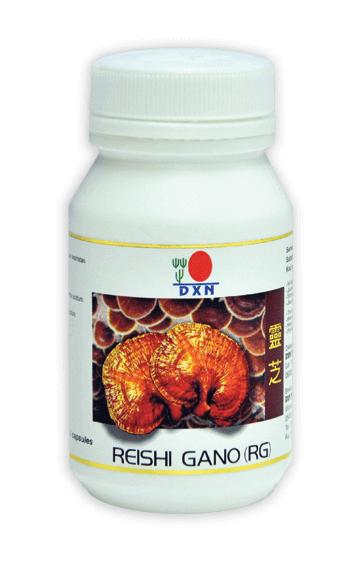 DXN RG-90 REISHI GANO ORGANIC GANODERMA CAPSULES