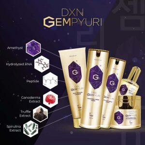 DXN GEMPYURY PRODUCTS